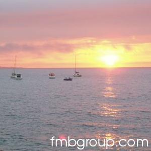 FMB Group Sunset